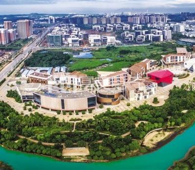 海南生态软件园C地块二期II段工程母线项目